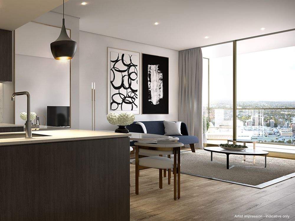 Modern 3 bedroom apartment